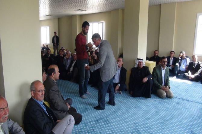 HÜDAPAR bombalı saldırıda vefat eden Suriyelinin taziyesine katıldı galerisi resim 11