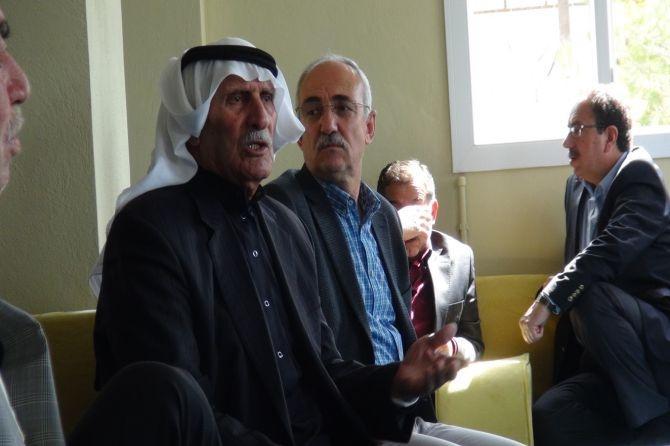 HÜDAPAR bombalı saldırıda vefat eden Suriyelinin taziyesine katıldı galerisi resim 4