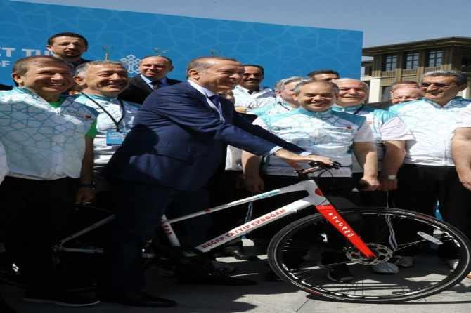 Cumhurbaşkanlığı Bisiklet Turnuvası yapıldı galerisi resim 10