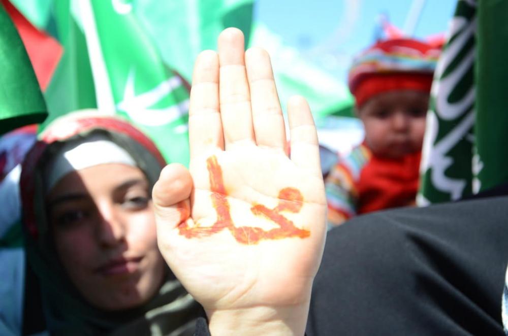 Müslüman Kürtlerin yüreğinden imanı silemezsiniz! galerisi resim 27
