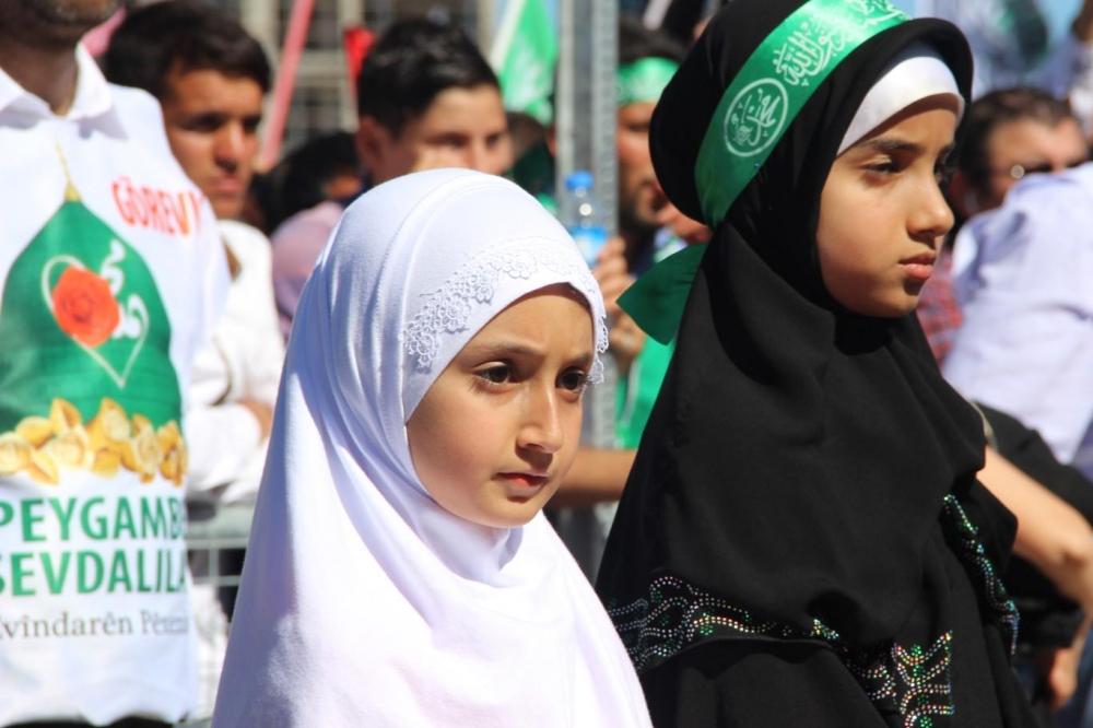 Müslüman Kürtlerin yüreğinden imanı silemezsiniz! galerisi resim 4