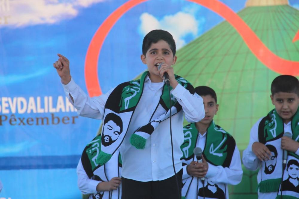 Müslüman Kürtlerin yüreğinden imanı silemezsiniz! galerisi resim 7