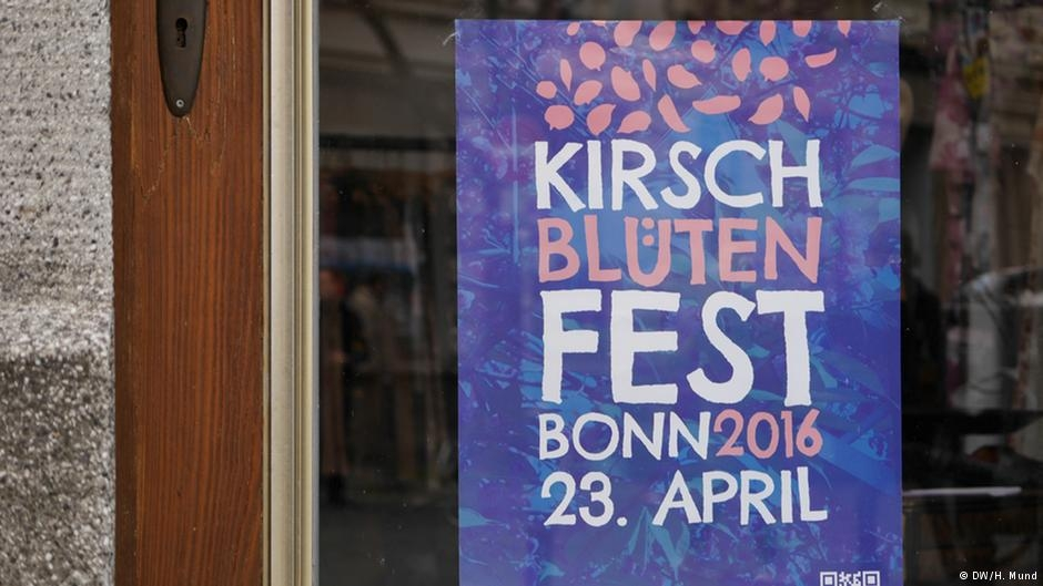 Bonn'da kiraz çiçekleri turistlerin gözdesi galerisi resim 5