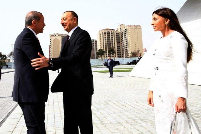 """Cumhurbaşkanı Erdoğan:""""Terör Örgütleri Ortak İdealin En Büyük Hasmıdır"""" galerisi resim 1"""