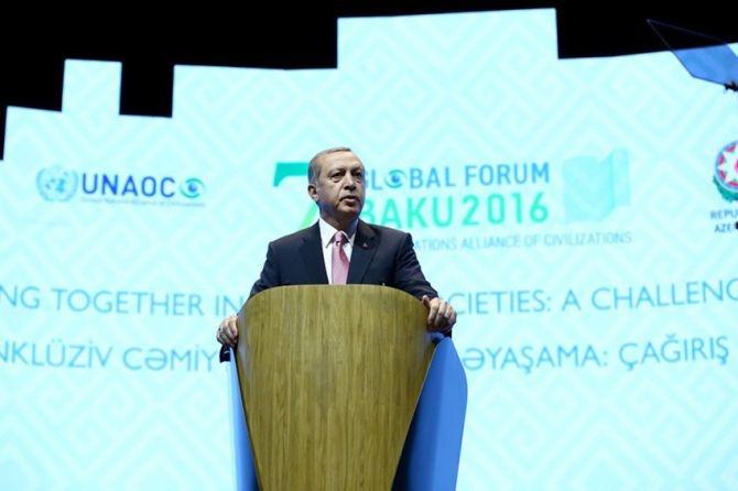 """Cumhurbaşkanı Erdoğan:""""Terör Örgütleri Ortak İdealin En Büyük Hasmıdır"""" galerisi resim 10"""