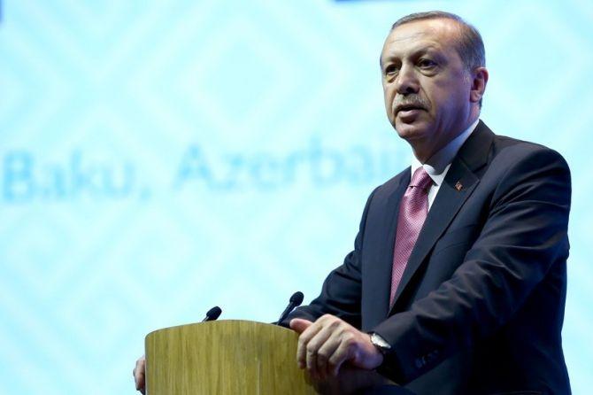 """Cumhurbaşkanı Erdoğan:""""Terör Örgütleri Ortak İdealin En Büyük Hasmıdır"""" galerisi resim 11"""