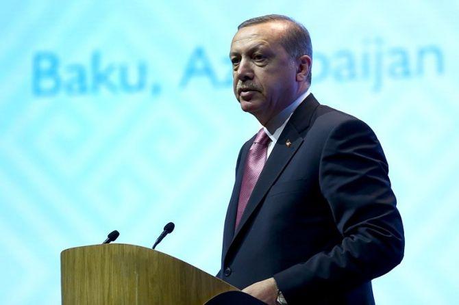"""Cumhurbaşkanı Erdoğan:""""Terör Örgütleri Ortak İdealin En Büyük Hasmıdır"""" galerisi resim 12"""