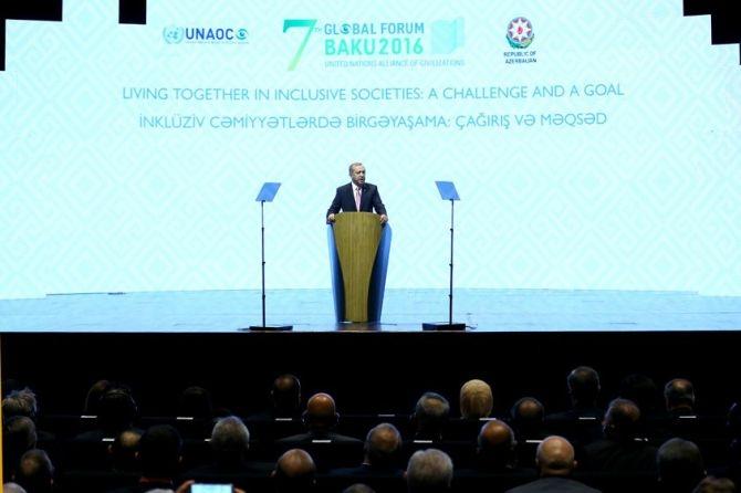 """Cumhurbaşkanı Erdoğan:""""Terör Örgütleri Ortak İdealin En Büyük Hasmıdır"""" galerisi resim 13"""