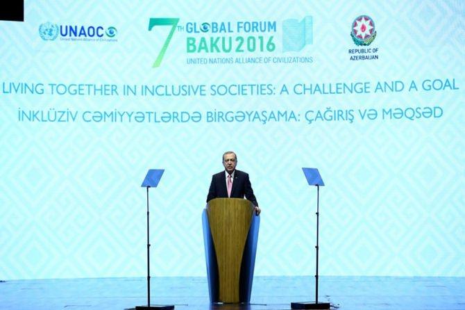 """Cumhurbaşkanı Erdoğan:""""Terör Örgütleri Ortak İdealin En Büyük Hasmıdır"""" galerisi resim 15"""