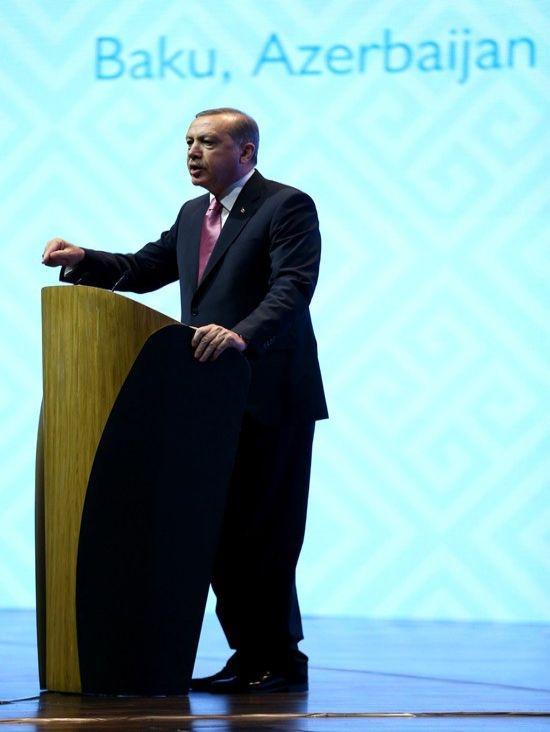 """Cumhurbaşkanı Erdoğan:""""Terör Örgütleri Ortak İdealin En Büyük Hasmıdır"""" galerisi resim 16"""