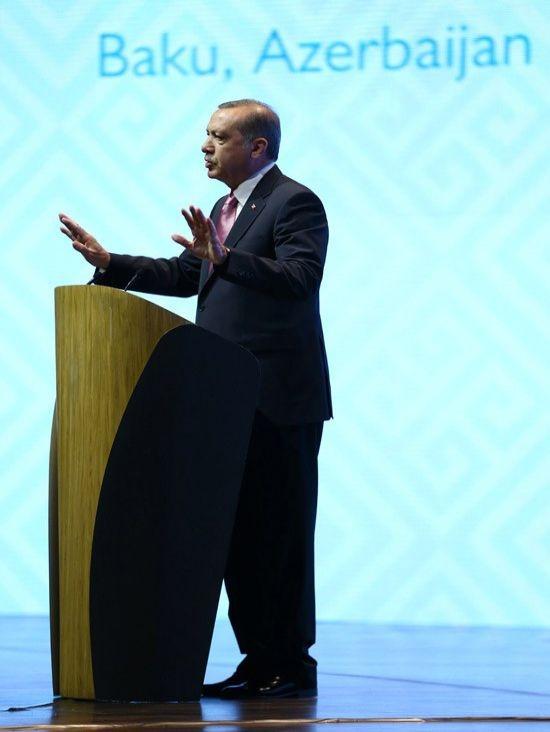 """Cumhurbaşkanı Erdoğan:""""Terör Örgütleri Ortak İdealin En Büyük Hasmıdır"""" galerisi resim 17"""
