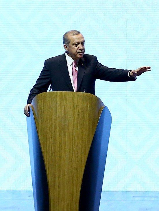 """Cumhurbaşkanı Erdoğan:""""Terör Örgütleri Ortak İdealin En Büyük Hasmıdır"""" galerisi resim 19"""