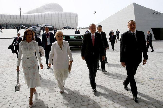 """Cumhurbaşkanı Erdoğan:""""Terör Örgütleri Ortak İdealin En Büyük Hasmıdır"""" galerisi resim 2"""