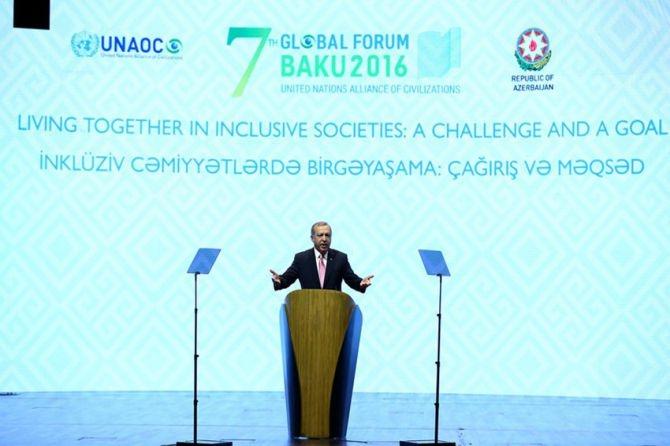 """Cumhurbaşkanı Erdoğan:""""Terör Örgütleri Ortak İdealin En Büyük Hasmıdır"""" galerisi resim 20"""