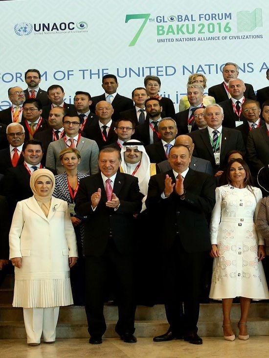 """Cumhurbaşkanı Erdoğan:""""Terör Örgütleri Ortak İdealin En Büyük Hasmıdır"""" galerisi resim 4"""