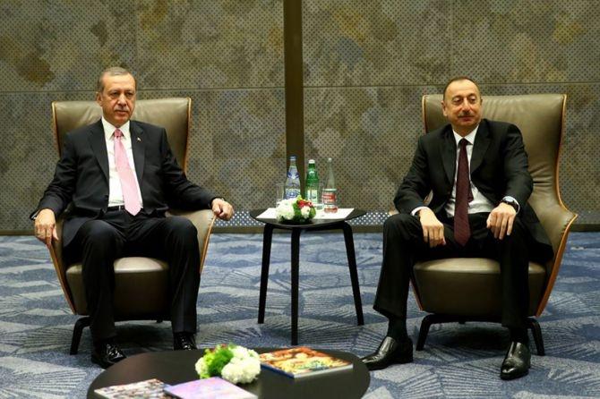 """Cumhurbaşkanı Erdoğan:""""Terör Örgütleri Ortak İdealin En Büyük Hasmıdır"""" galerisi resim 6"""