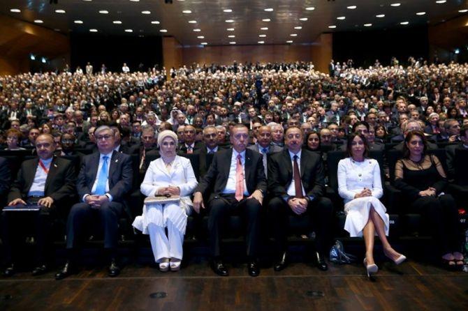 """Cumhurbaşkanı Erdoğan:""""Terör Örgütleri Ortak İdealin En Büyük Hasmıdır"""" galerisi resim 9"""