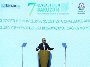 """Cumhurbaşkanı Erdoğan:""""Terör Örgütleri Ortak İdealin En Büyük Hasmıdır"""""""
