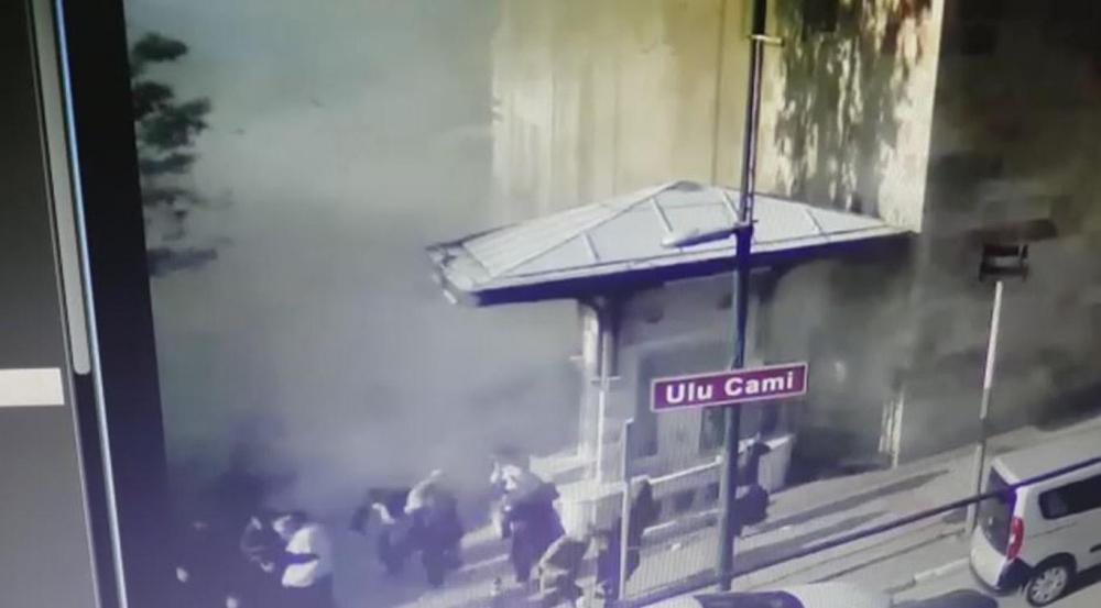 Bursa'da canlı bomba kendini patlattı galerisi resim 4