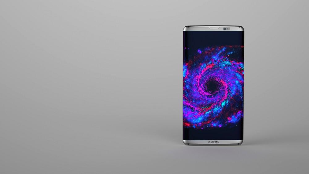 Samsung galaxy 8 konsepti ortaya çıktı galerisi resim 1