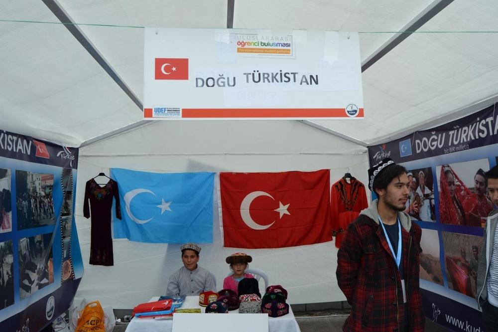 """""""Biz Kardeşiz"""" sloganıyla 55 ülke öğrencileri oğrafyalarını tanıttı galerisi resim 4"""