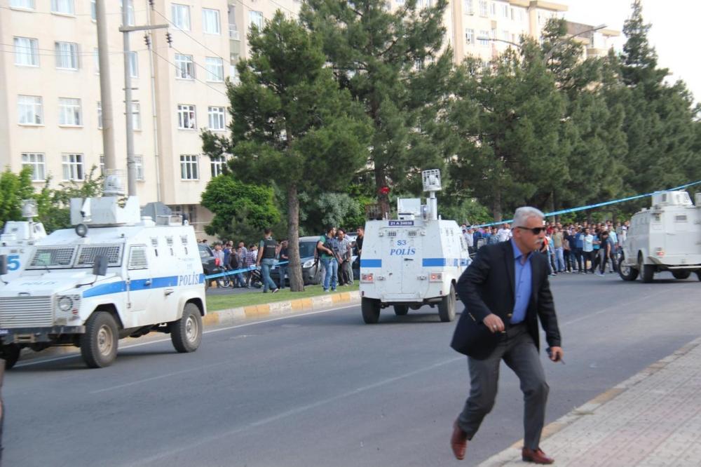 Diyarbakır'da büyük patlama oldu galerisi resim 15
