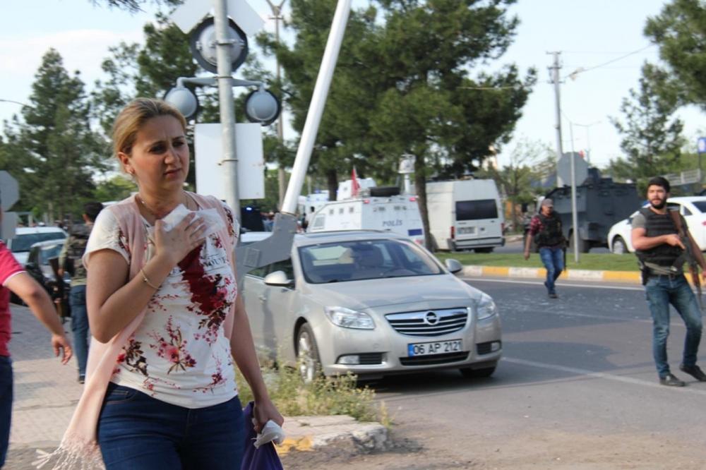 Diyarbakır'da büyük patlama oldu galerisi resim 16