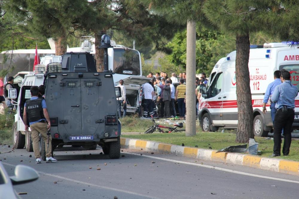 Diyarbakır'da büyük patlama oldu galerisi resim 19