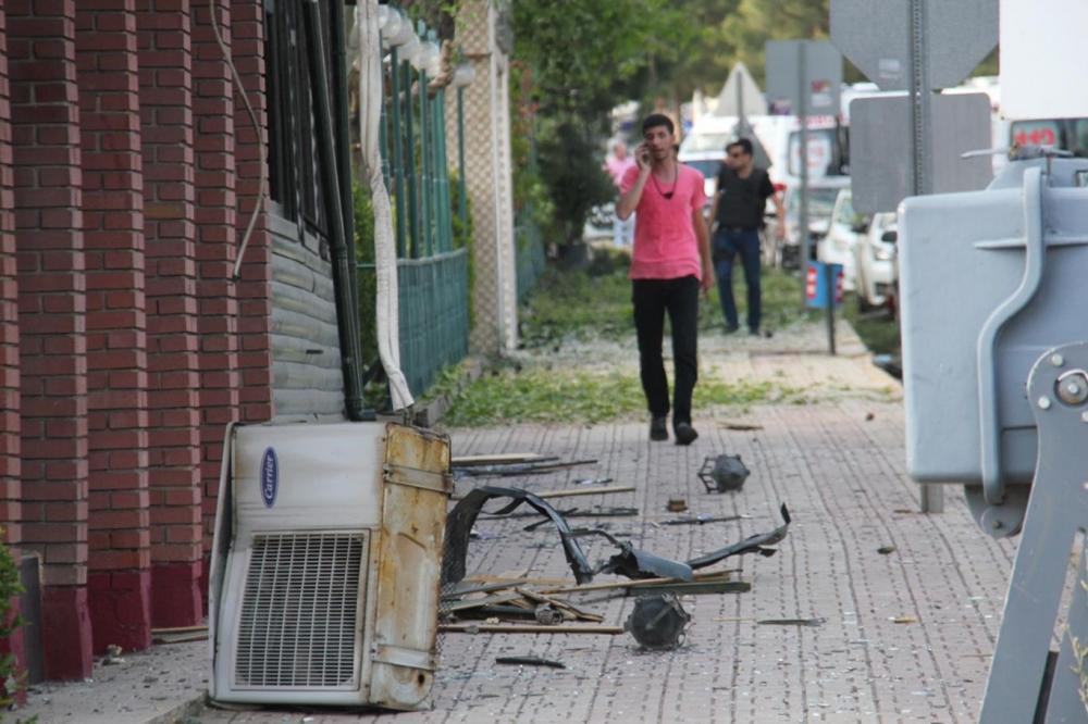 Diyarbakır'da büyük patlama oldu galerisi resim 3