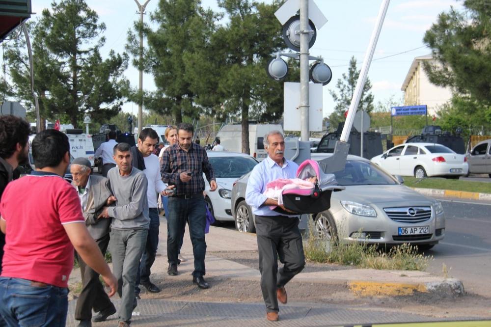 Diyarbakır'da büyük patlama oldu galerisi resim 6