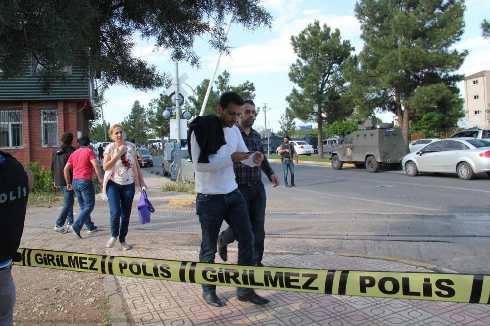 Diyarbakır'da büyük patlama oldu galerisi resim 8