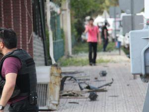 Diyarbakır'da büyük patlama oldu