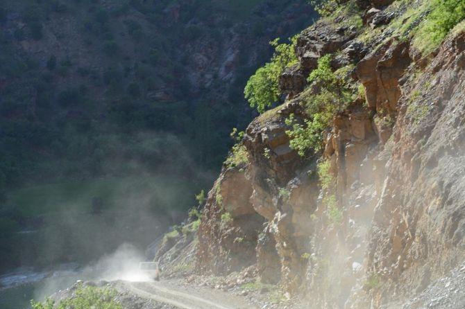 Sason Köylüsünün yol çilesi! galerisi resim 3