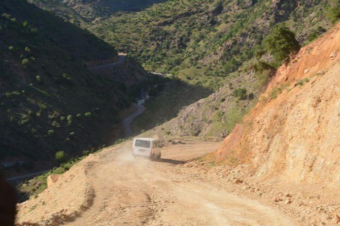 Sason Köylüsünün yol çilesi! galerisi resim 8