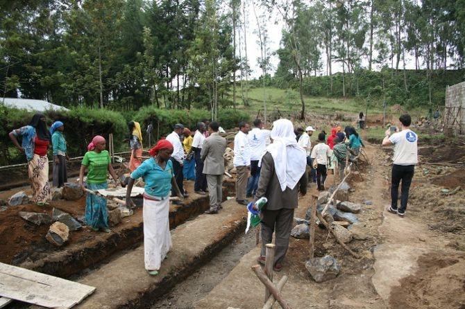 Deniz Feneri'nden Etiyopya'ya yardım galerisi resim 10