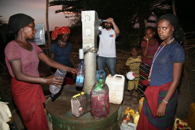 Deniz Feneri'nden Etiyopya'ya yardım galerisi resim 12