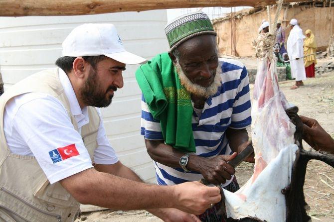 Deniz Feneri'nden Etiyopya'ya yardım galerisi resim 2
