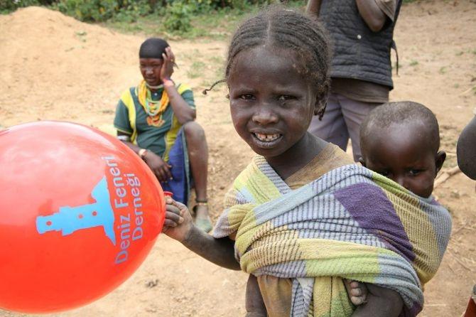 Deniz Feneri'nden Etiyopya'ya yardım galerisi resim 4