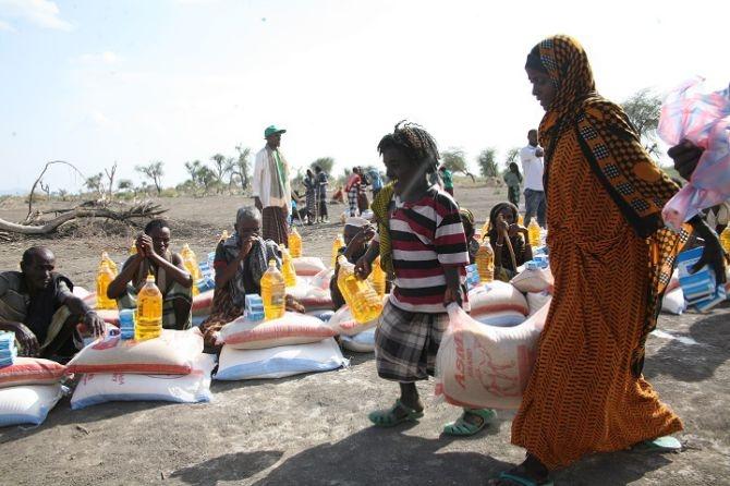 Deniz Feneri'nden Etiyopya'ya yardım galerisi resim 6