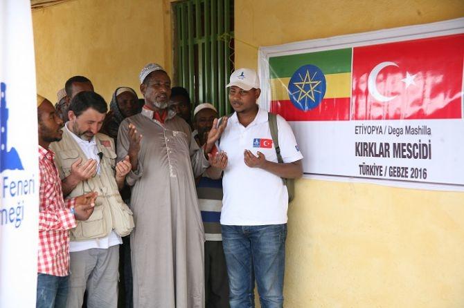 Deniz Feneri'nden Etiyopya'ya yardım galerisi resim 7