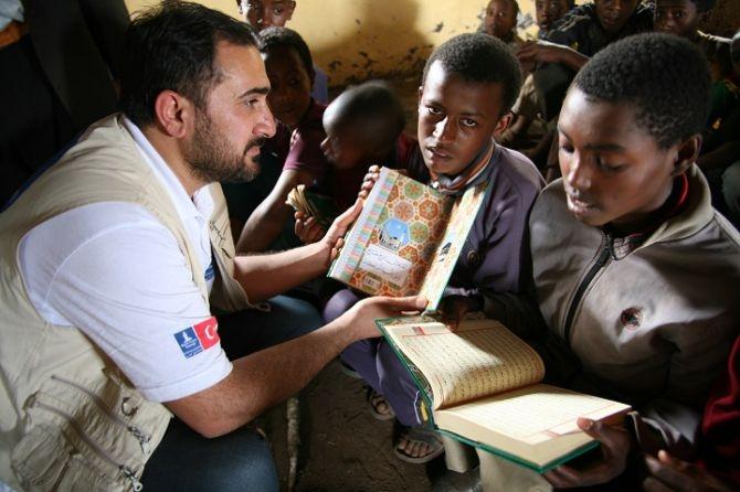 Deniz Feneri'nden Etiyopya'ya yardım galerisi resim 8