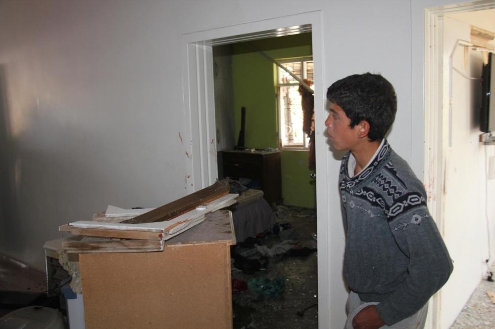 Patlamanın detayları Köylüler yakınlarının parçalarını arıyor galerisi resim 4