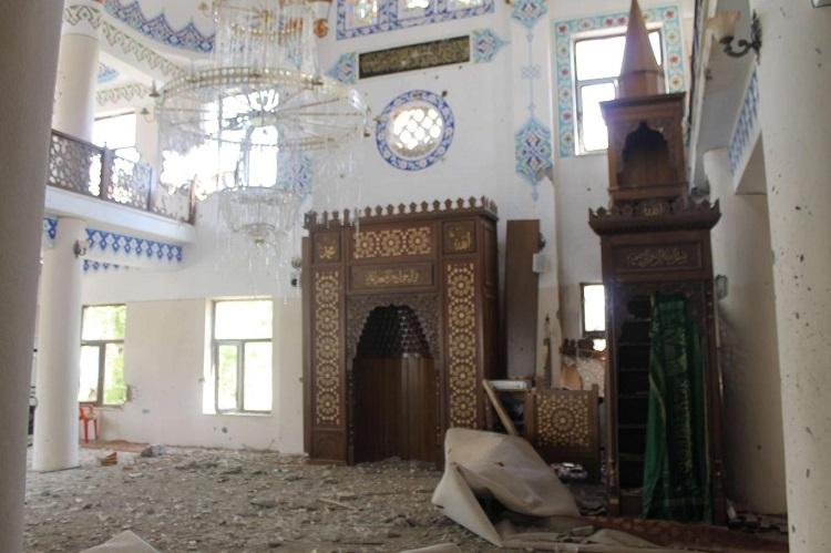 Şırnak'tan yeni görüntüler iştet ahribatın boyutu galerisi resim 3