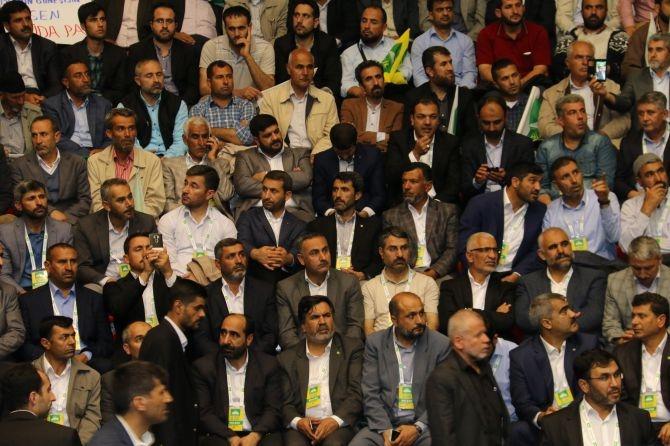 Yapıcıoğlu yeniden Genel Başkan seçildi galerisi resim 19
