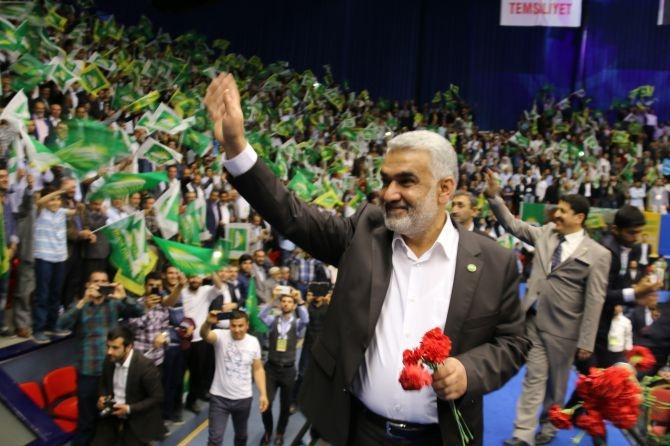 Yapıcıoğlu yeniden Genel Başkan seçildi galerisi resim 21