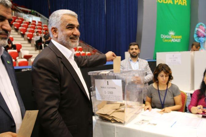 Yapıcıoğlu yeniden Genel Başkan seçildi galerisi resim 28