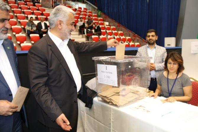 Yapıcıoğlu yeniden Genel Başkan seçildi galerisi resim 29