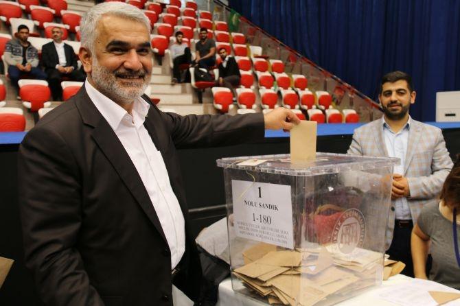 Yapıcıoğlu yeniden Genel Başkan seçildi galerisi resim 30