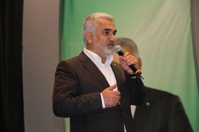 Yapıcıoğlu yeniden Genel Başkan seçildi galerisi resim 38