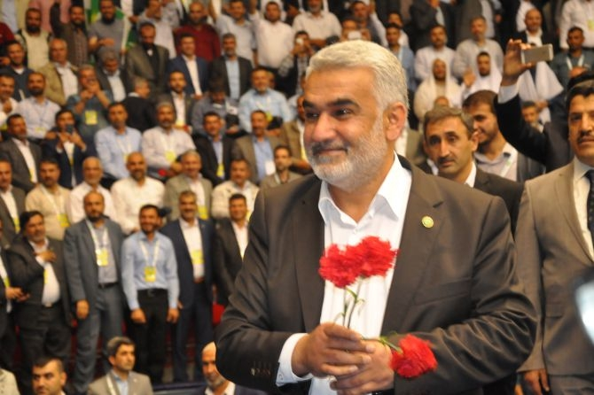 Yapıcıoğlu yeniden Genel Başkan seçildi galerisi resim 4